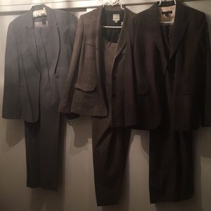 Set of 3 business suits